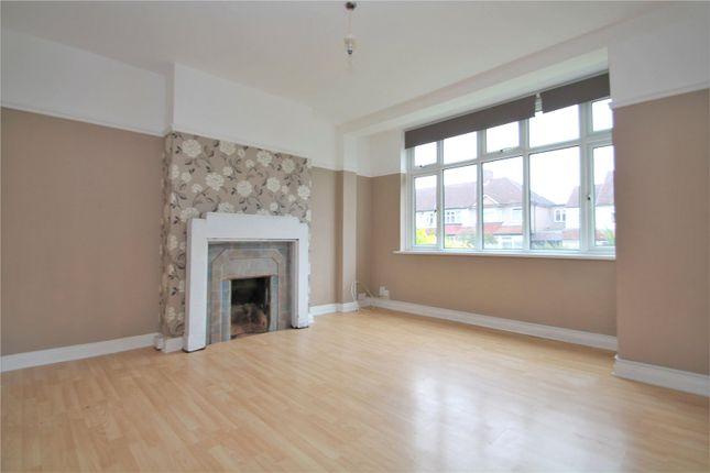 Thumbnail Semi-detached house to rent in Horncastle Road, Lee, Lewisham London