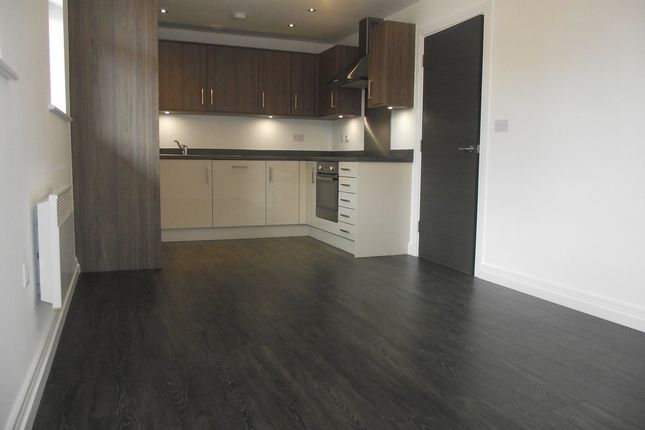 Thumbnail Flat to rent in Warstone Lane, Birmingham