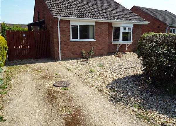 Thumbnail Semi-detached bungalow to rent in Spring Court, Lincoln