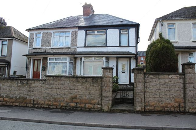 Thumbnail Semi-detached house to rent in Comber Road, Dundonald, Belfast