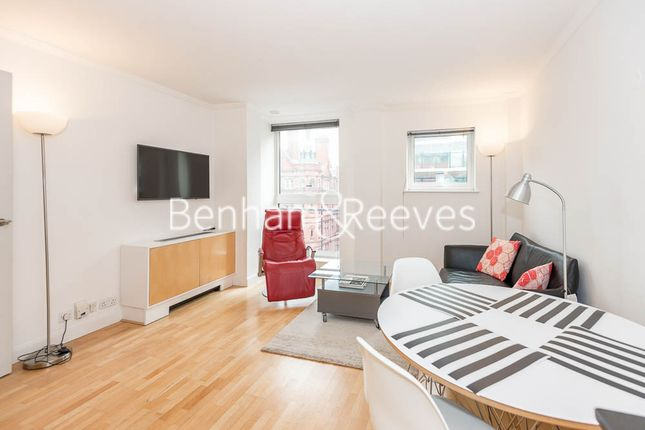 Thumbnail Flat to rent in High Holborn, City