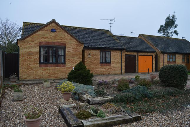Thumbnail Detached bungalow for sale in Cedar Way, Gayton, King's Lynn