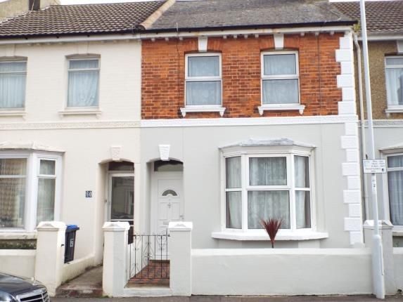 Thumbnail Terraced house for sale in Howard Street, Worthing, West Sussex