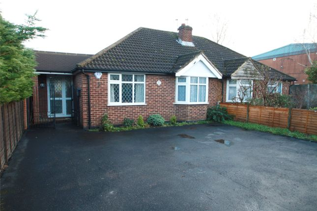 3 bed semi-detached bungalow for sale in Fordwater Road, Chertsey, Surrey