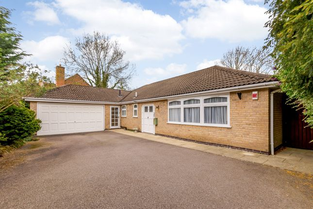 Thumbnail Bungalow for sale in St Davids Crescent, Leicester, Leicestershire