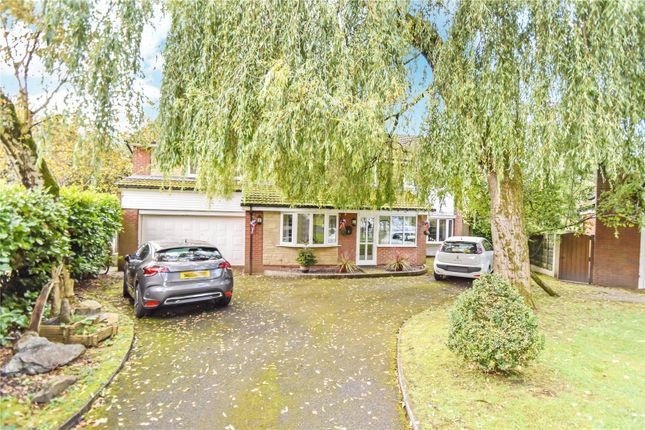 Thumbnail Detached house for sale in Westlands, Whitefield, Manchester, Greater Manchester