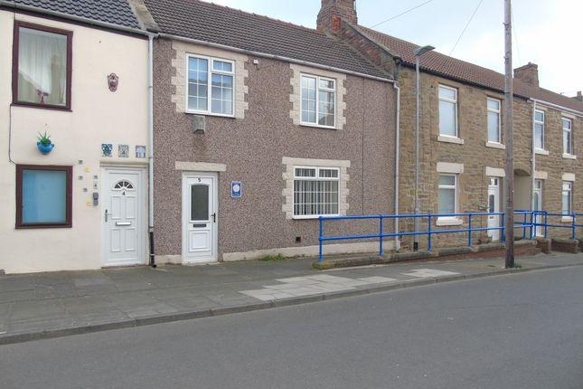 Thumbnail Terraced house to rent in Sandridge, Newbiggin-By-The-Sea