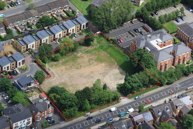 Thumbnail Land for sale in Former Brookvale Care Home, 111 Warwick Road, Olton, Solihull