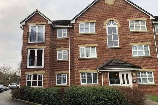 Thumbnail Flat to rent in Fernbank Gardens, Fearnyside, Little Lever, Bolton