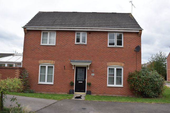 Thumbnail Detached house to rent in Upton Drive, Nuneaton