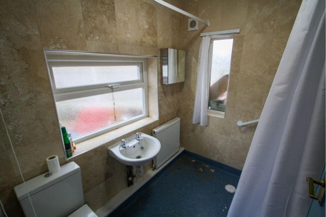 Shower Room of Town Meadow Lane, Moreton, Wirral CH46