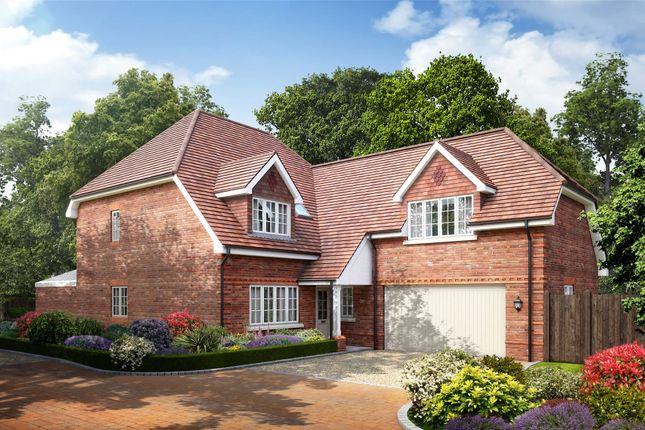 Thumbnail Detached house for sale in Larks Hill Place, Watersplash Lane, Warfield, Berkshire
