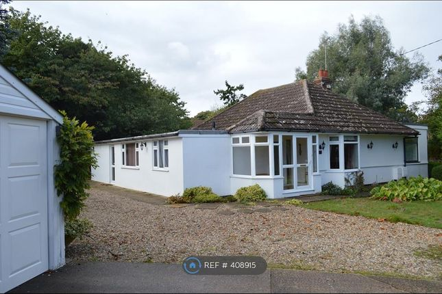 Thumbnail Bungalow to rent in Windrush Road, Kesgrave