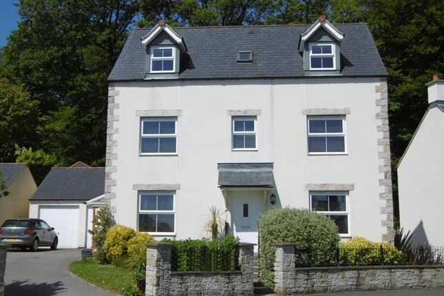 Thumbnail Property to rent in Bay View Road, Duporth, St. Austell