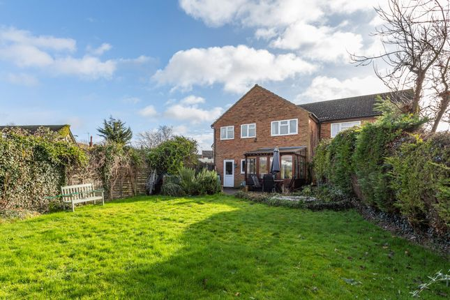 Rear Aspect of The Mixies, Stotfold, Hitchin, Herts SG5