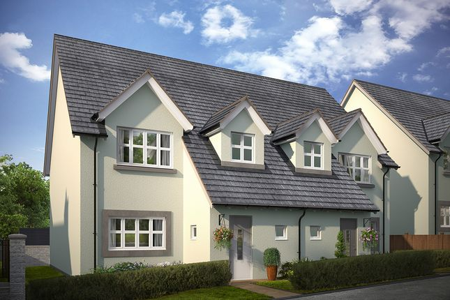 Thumbnail Semi-detached house for sale in The Ballater, Riverside Of Blairs, Aberdeen