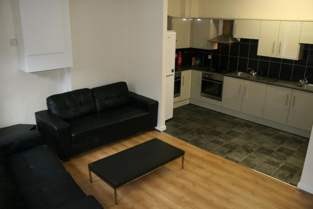 Thumbnail Flat to rent in Flat B, 38 - 40 Trippet Lane, Sheffield, 4El