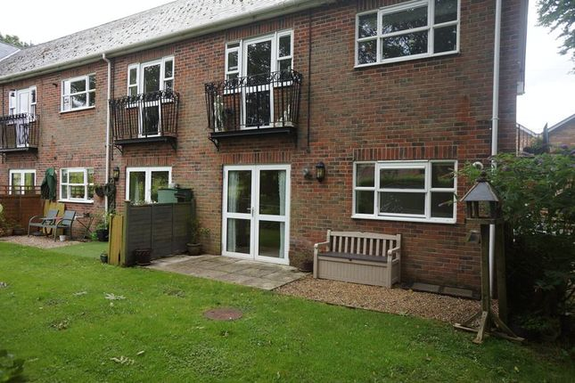 Thumbnail Flat to rent in Lymington Bottom, Four Marks, Alton