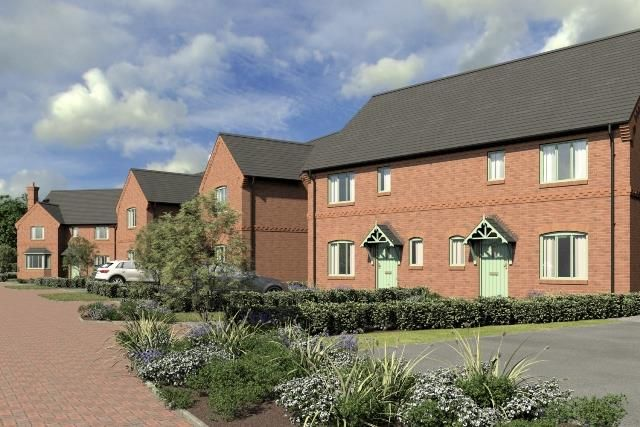 Thumbnail Detached house for sale in Chapmans Orchard, Hanley Swan, Worcester