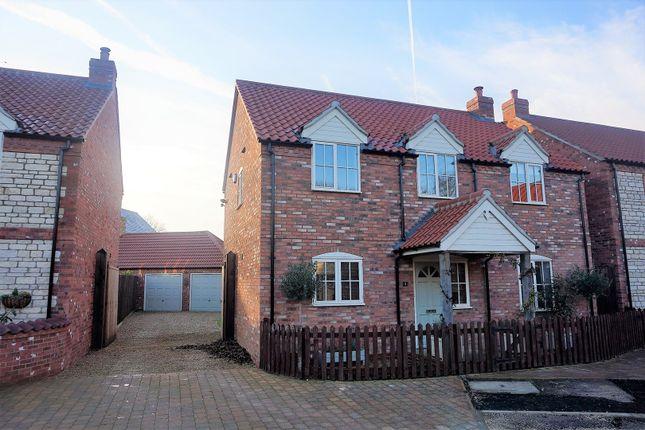 Thumbnail Detached house for sale in Bridleway Close, Nocton