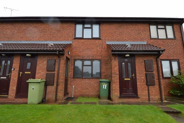 1 bed flat for sale in Nelson Drive, Hednesford, Cannock WS12