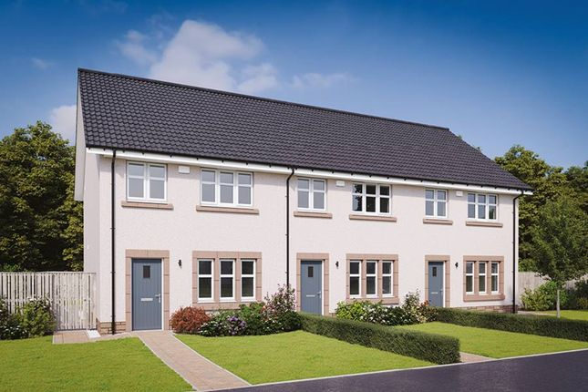 """Thumbnail Terraced house for sale in """"The Allan"""" at Evie Wynd, Newton Mearns, Glasgow"""