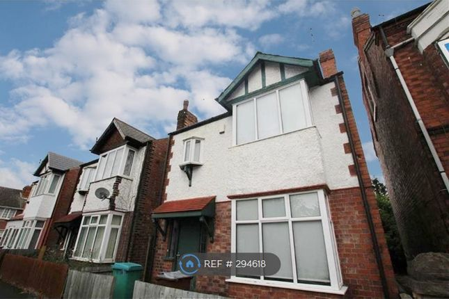 Thumbnail Detached house to rent in Greenfield Street, Nottingham