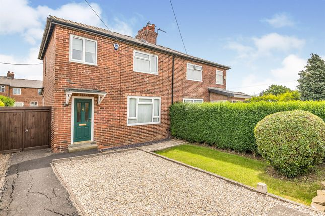 Thumbnail Semi-detached house for sale in Hawkswood Grove, Kirkstall, Leeds