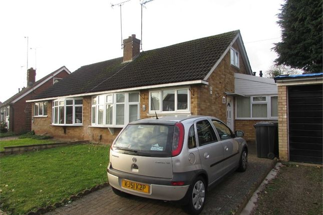 Thumbnail Semi-detached bungalow to rent in Offa Drive, Kenilworth, Warwickshire