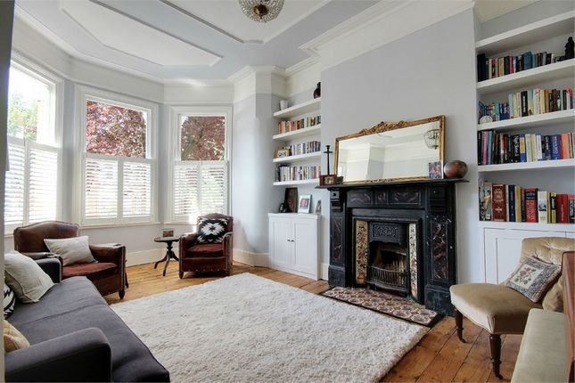 Thumbnail Terraced house to rent in Victoria Road, Alexandra Park, London