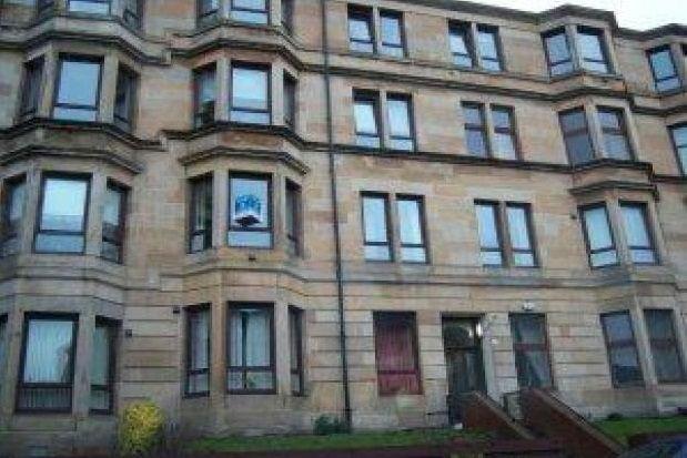 Thumbnail Flat to rent in Dennistoun, Ballindalloch Drive