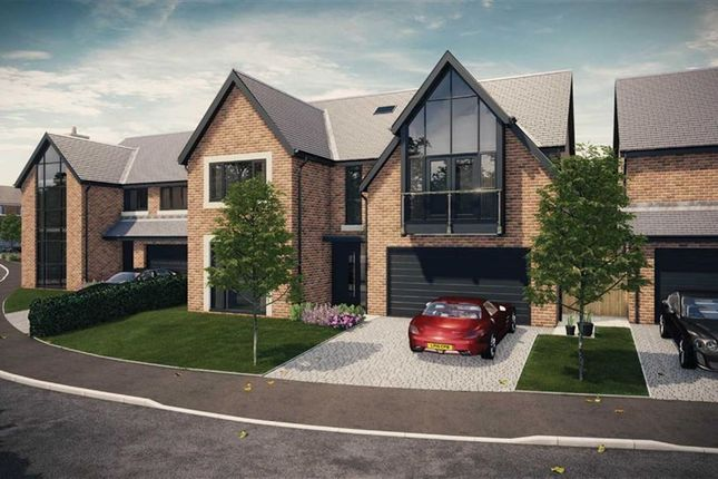 Thumbnail Detached house for sale in Longsands Lane, Fulwood, Preston