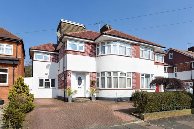 Thumbnail Semi-detached house for sale in St. Edmunds Drive, Harrow