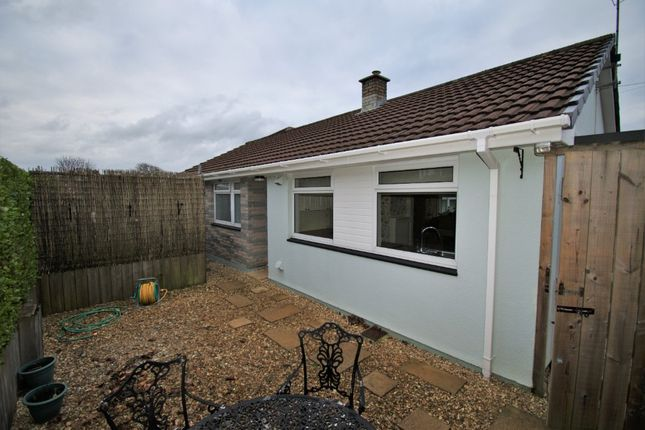 Thumbnail Bungalow to rent in Brookfield Close, Lanjeth