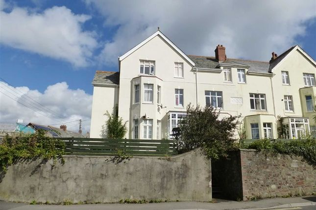 Thumbnail Flat for sale in Bencoolen Road, Bude, Cornwall