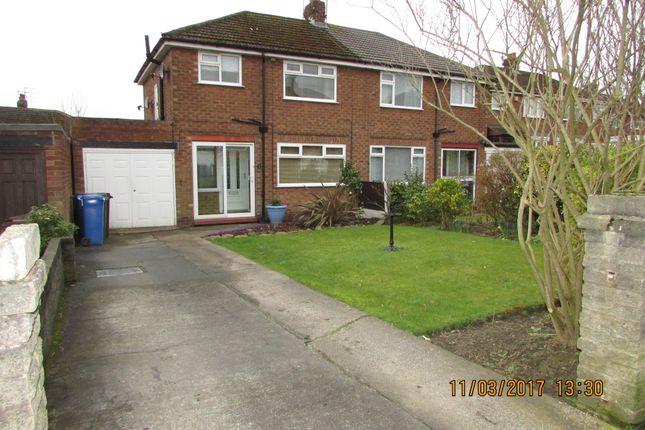 Thumbnail Semi-detached house to rent in Warren Close, Denton