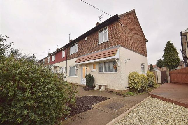Thumbnail Terraced house to rent in Danes Drive, Hessle