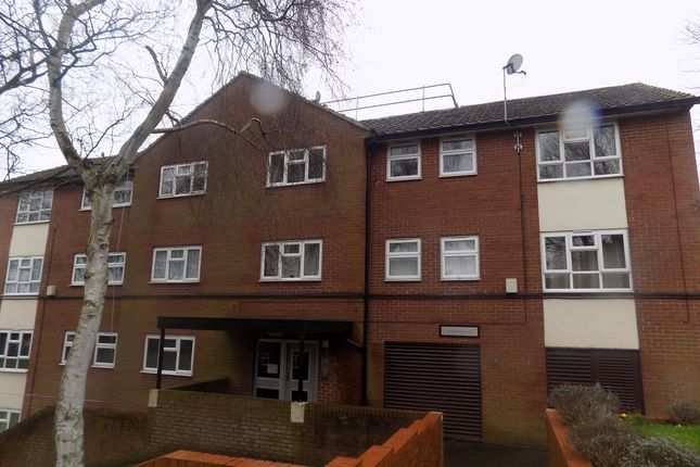 Thumbnail Flat to rent in St Clares Close, Derby