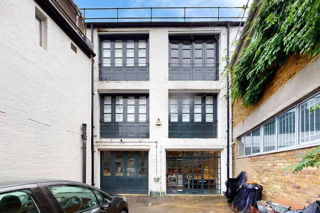 Thumbnail Office for sale in Hanover Yard, London