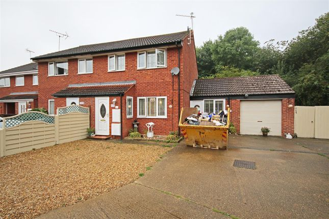 3 bed semi-detached house for sale in Hedgelands, Werrington, Peterborough PE4