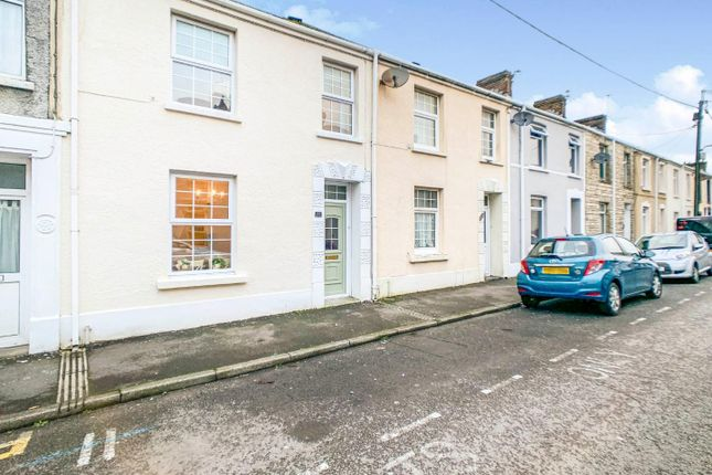 3 bed terraced house for sale in Cambrian Place, Pontarddulais, Swansea SA4