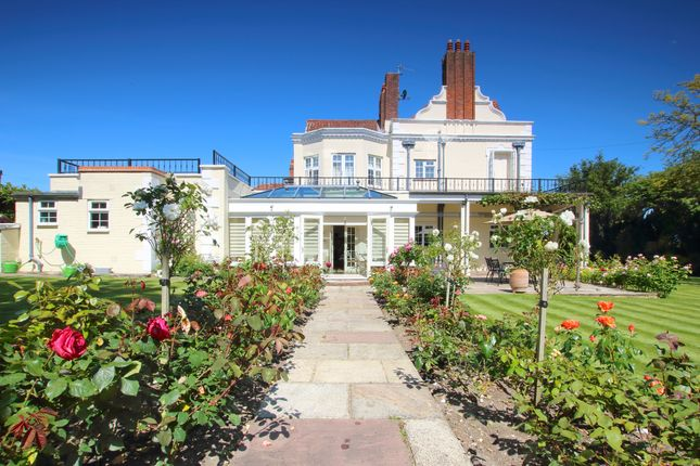 Thumbnail Detached house for sale in Grove Road, Lymington, Hampshire