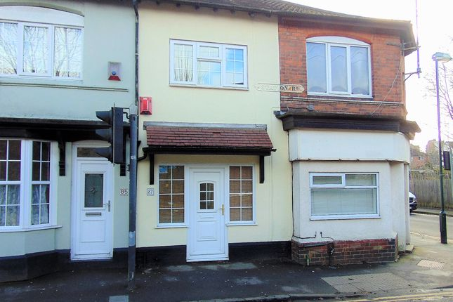 2 bed terraced house to rent in Station Road, Northfield, Birmingham