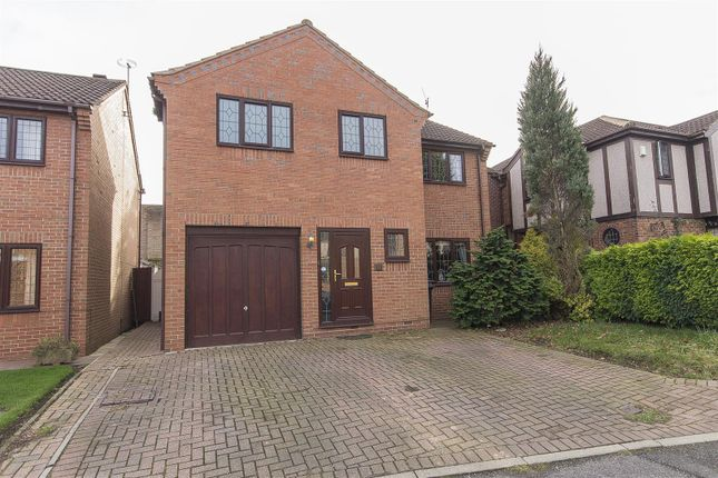 Thumbnail Detached house for sale in Ash Tree Close, Chesterfield