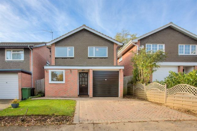 Thumbnail Property to rent in Ennis Close, Harpenden, Hertfordshire