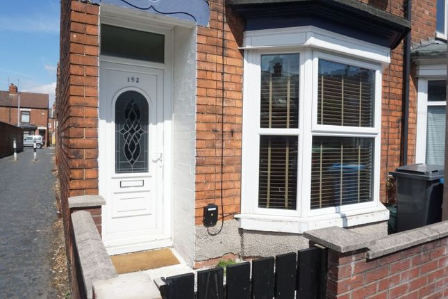 Front View of Welbeck Street, Hull HU5