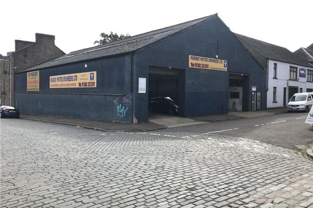 Thumbnail Industrial for sale in 19 Buchanan Street, Dundee