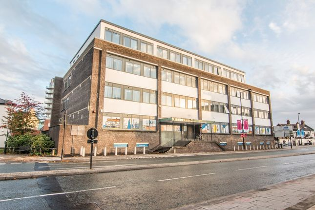 Thumbnail Studio for sale in Burgess House, St James' Blvd, St James' Blvd, Newcastle Upon Tyne