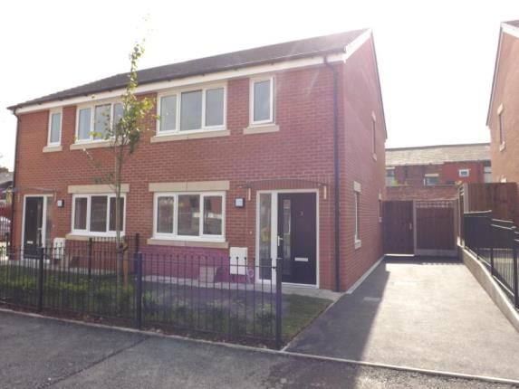 3 bed semi-detached house for sale in Mosley Street, Preston, Lancashire