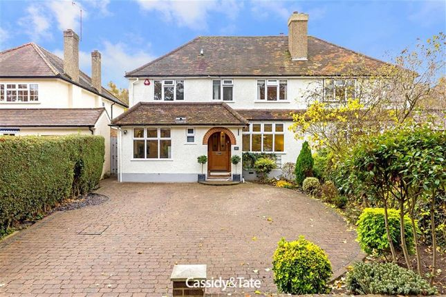 4 bed semi-detached house for sale in St Albans Road, St Albans, Hertfordshire
